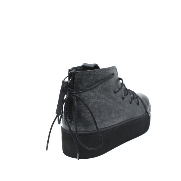 Puro Secret Stand Out Boots - Dark Silver