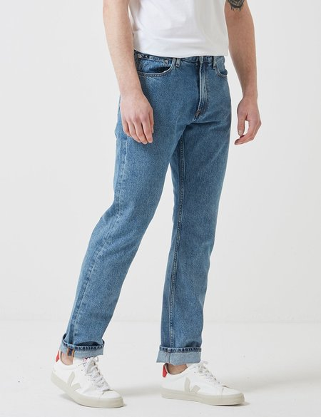 Calvin Klein Jeans 035 Straight Fit Jean - Mid Stone