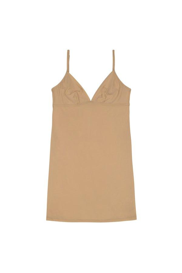 The Great Eros Lugano Slip Dress - Ginger
