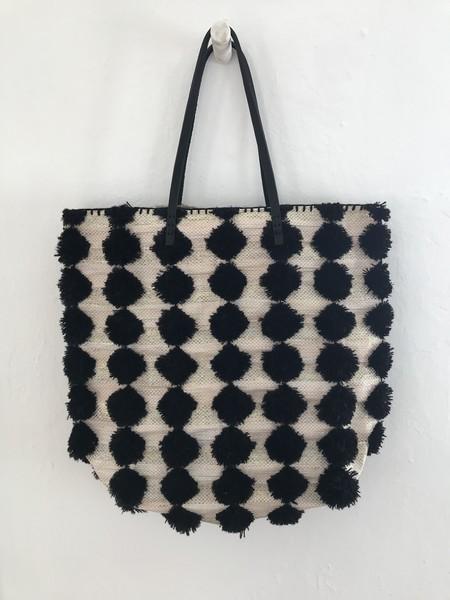 Enshallah LTD EnSh Pompom Bag