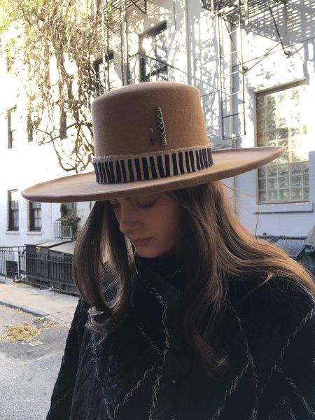 Jason Murillo Camel Hat