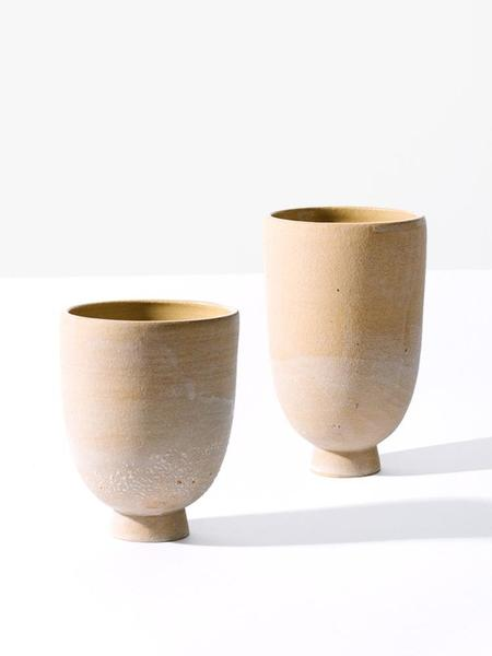 Nancy Kwon Footed Cup