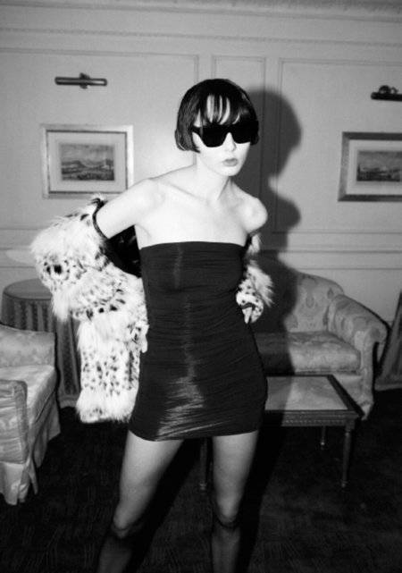 LUPE Mari Dress - black