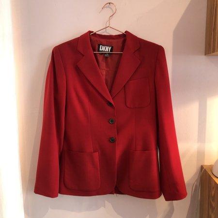 DKNY Blazer - Red