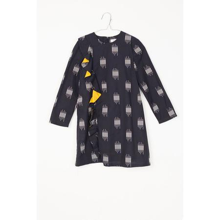 Kids Motoreta Lyra Dress - Black