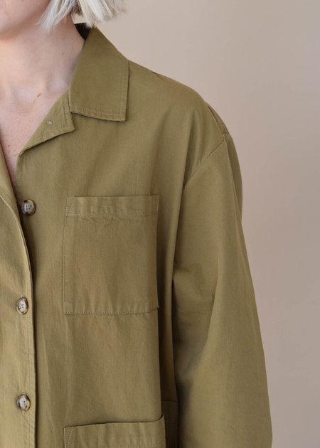 Esby Sammie Work Shirt - Camel