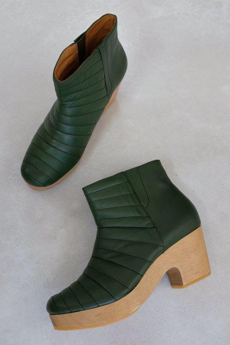 Beklina Ribbed Boot Clog