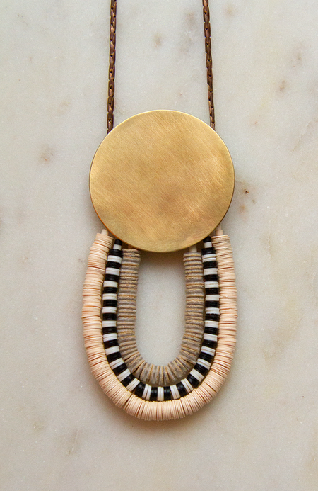 Alchemilla Callisto Necklace