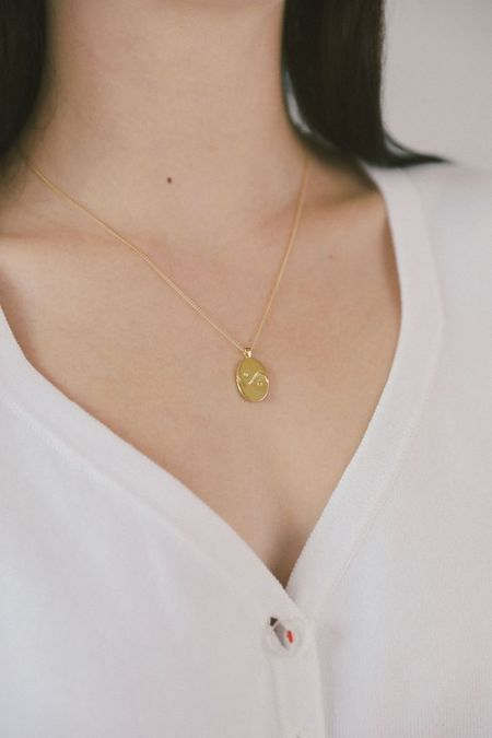 Wolf Circus Paxton Necklace - Gold