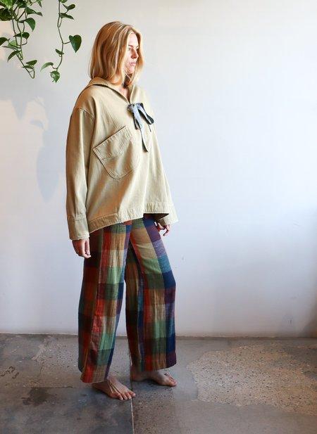 B Sides jeans B Sides Alisal Anorak - Khaki