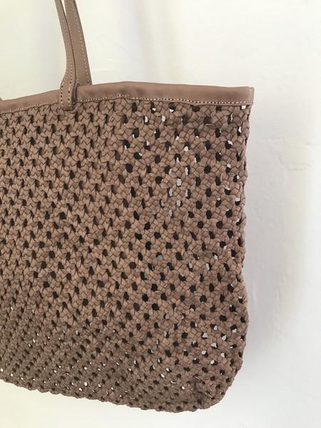 Enshallah LTD EnSh Handwoven Bag