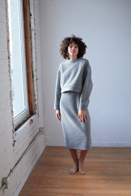 ARIELLE Recycled Wool Virgo Dress