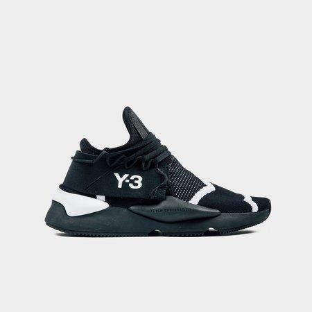 Adidas Kaiwa Knit Sneaker - Black/White
