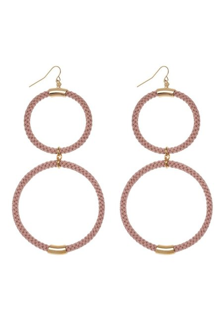 Reason To Be Pretty Double Hoop Earrings
