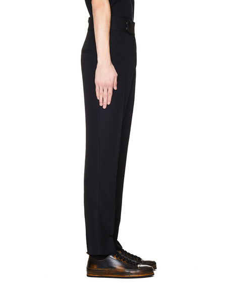 Haider Ackermann Wool Trousers - Black