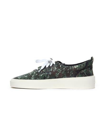 Fear of God 101 Dark Prairie Ghost Sneakers - Green