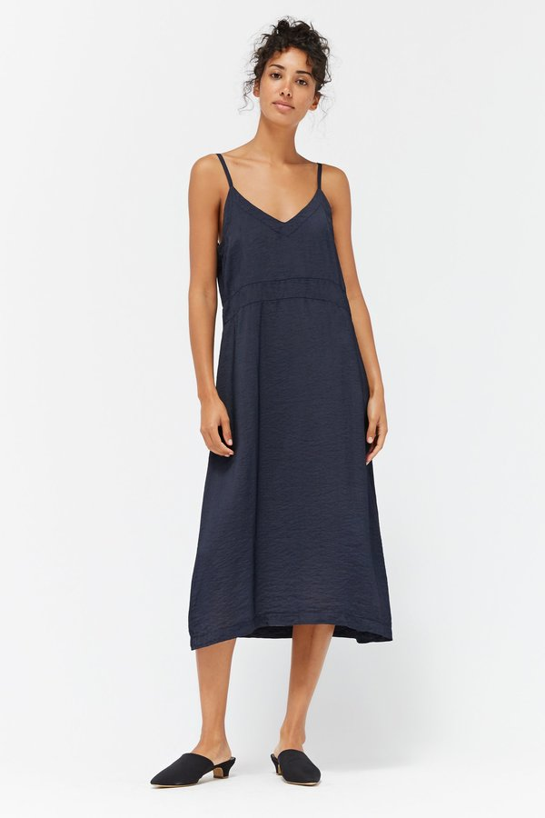 Lacausa Alma Slip Dress - Ink