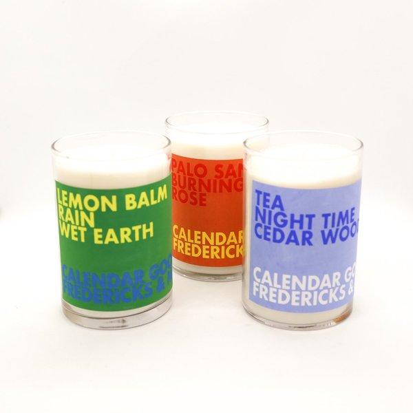 Fredericks & Mae Calendar Goods Candle - Burning Bush