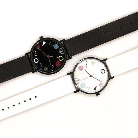 Fredericks & Mae Wilderness Bodies Wrist Watch - White