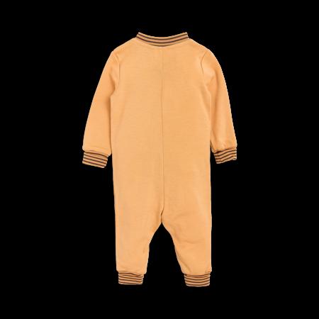 Kids Mini Rodini Oh La La Wool Onesie - Beige