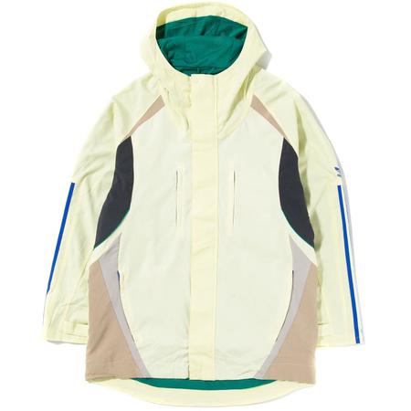 adidas x Alltimers Discovery Parka - Yellow