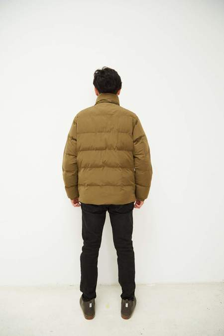 Embassy of bricks and logs Union Jacket - olive