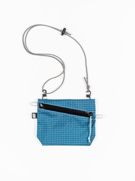 1733 for Meridian Zip Sling 210D Dyneema Gridstop - Blue