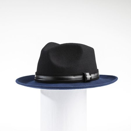 Canadian Hat MAXIME - navy