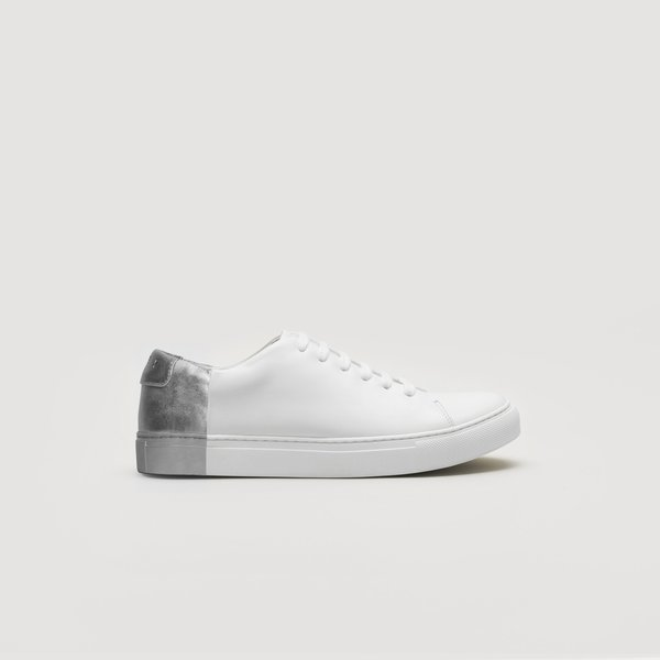 THEY Two Tone Low - White Aluminum