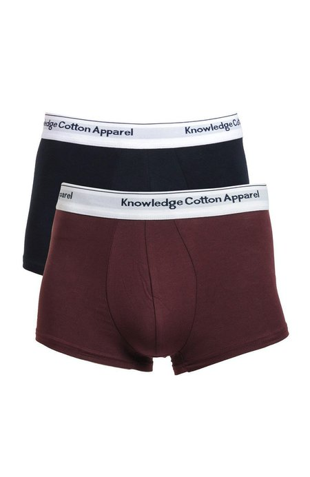 knowledge cotton apparel Two Pack Underwear