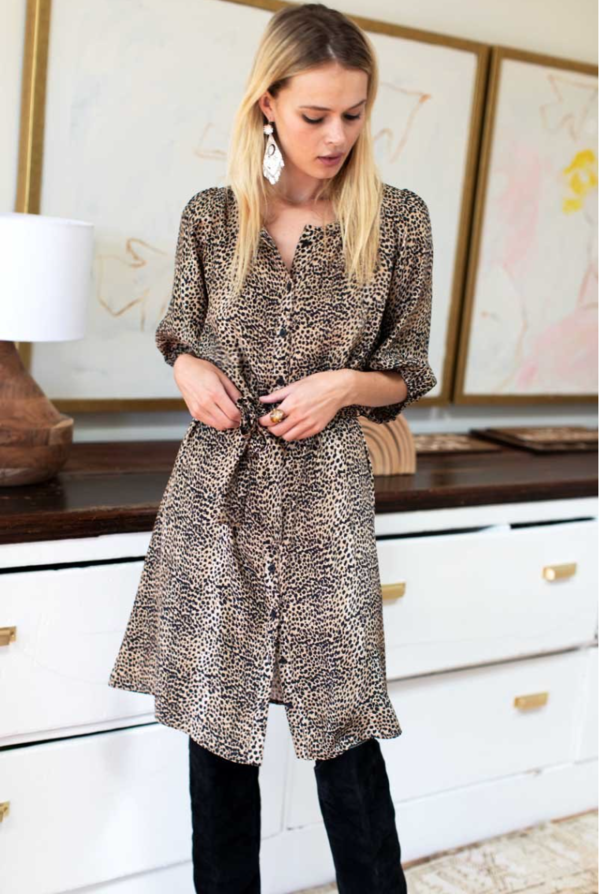 Emerson Fry Fiona Dress - Little Cheetah