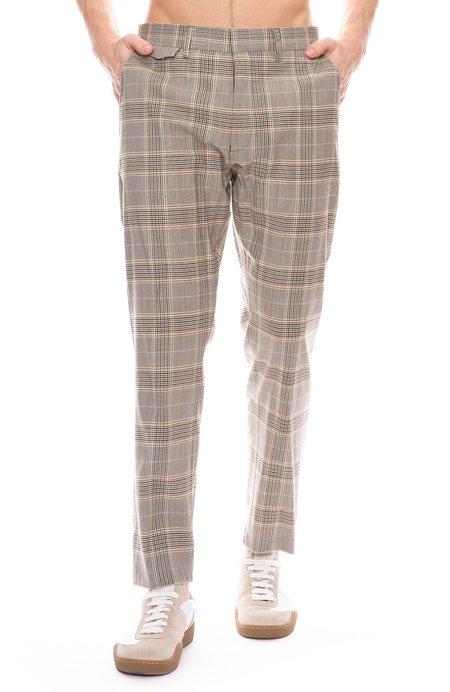 CLOSED US Atelier Cropped Pants - Sahara