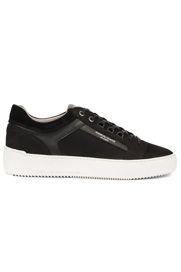 Android Homme Venice 120 Nubuck - Black