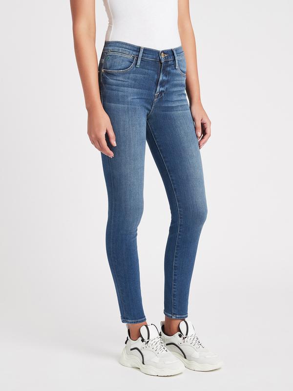 FRAME Denim Le High Skinny Jean - Packard