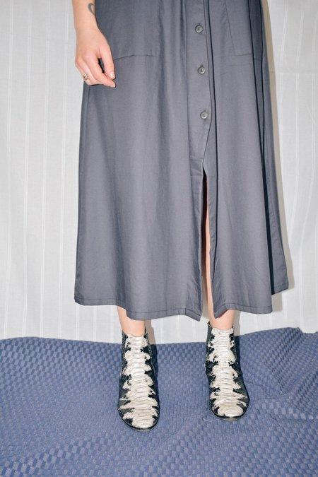 Conrado Morgan Shirt Dress - Grey