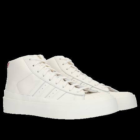 Adidas 424 x Promodel 80s - chalk white/chalk white/chalk white