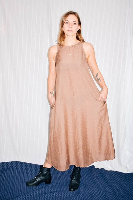 Conrado Lisa Low-back Dress - Nude