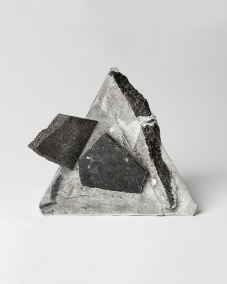 Chen Chen & Kai Williams Metamorphic Rock Bookends