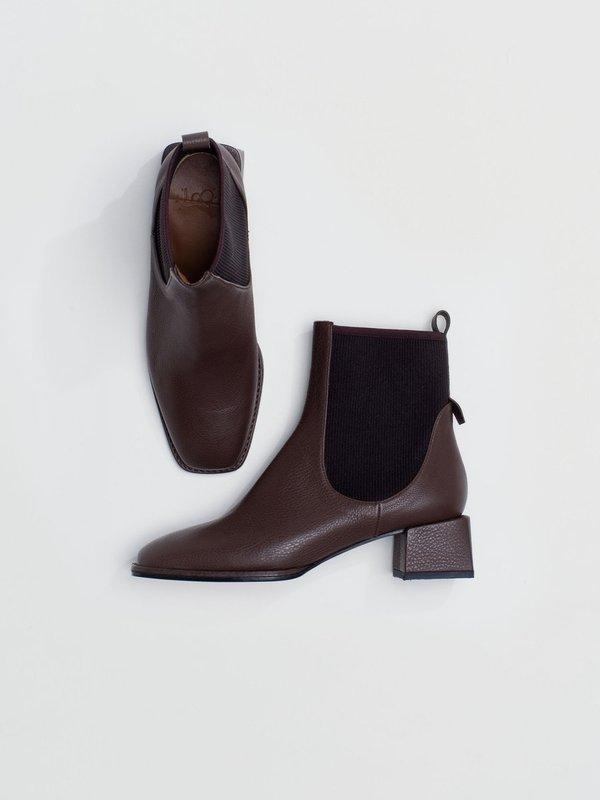 LOQ Ottavia Boot - Cocoa