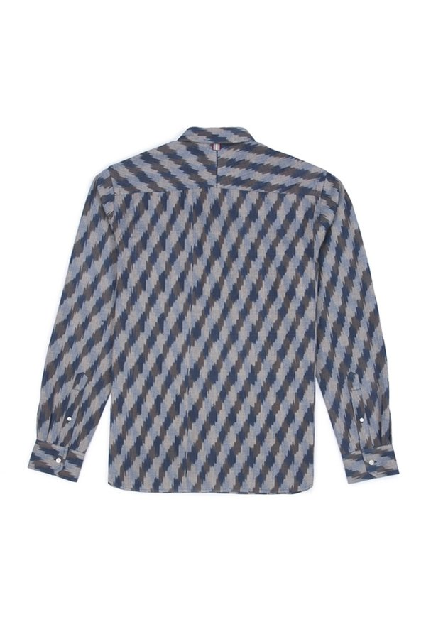 KARDO Lynton Brushed Shirt - ikat