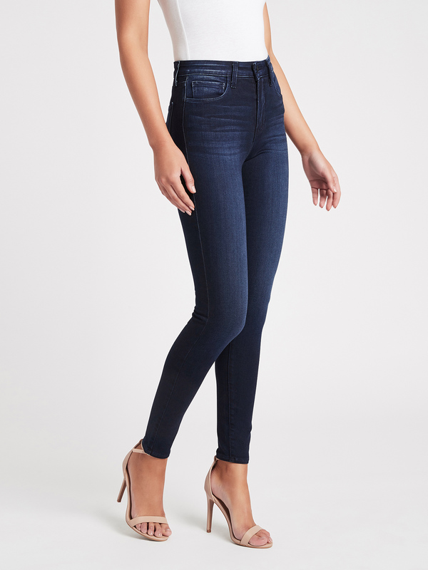 L'agence Marguerite High Rise Skinny Jean - Marino Blue