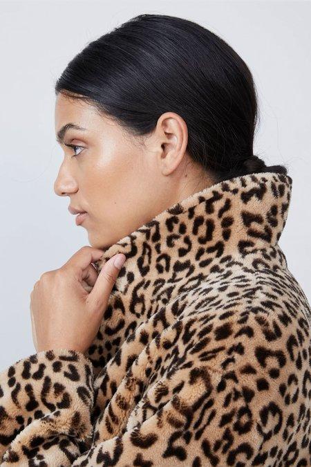 Allen Schwartz Sasha Coat - Leopard