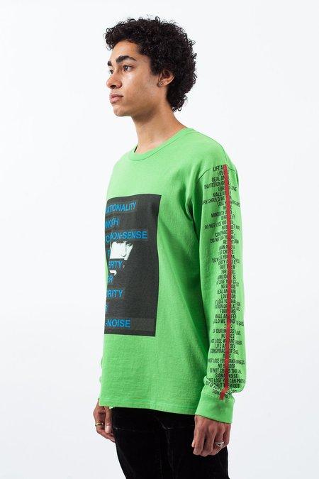 Christian Dada S/N Graphic Print Longsleeve T-Shirt