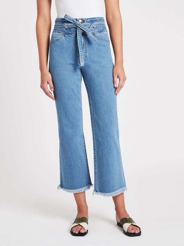 J Brand Sukey Crop Jean - Virtuous