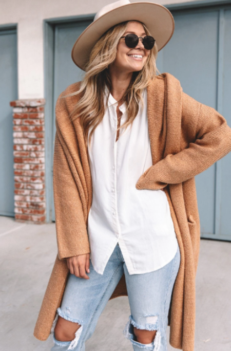 Love Stitch Jillian Cardigan