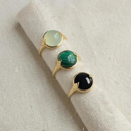 Merewif Bubble Ring - Gold