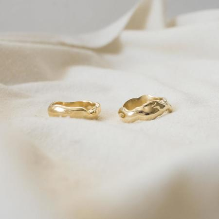 Merewif Droplette Ring - Gold