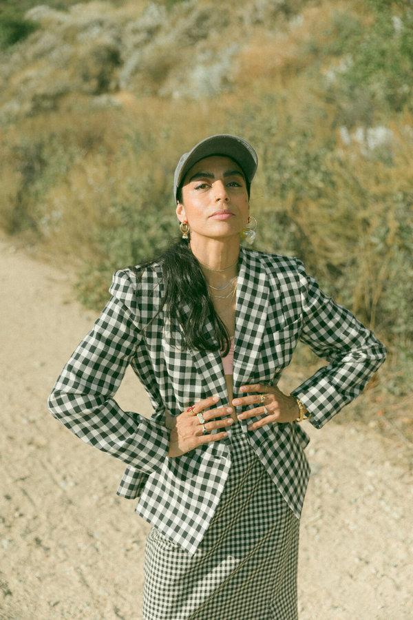 Sisterwife Vintage David Hayes Suit Jacket