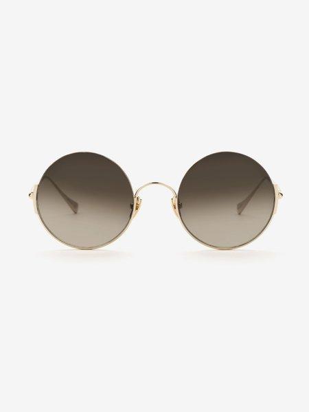 Hunter Sunglasses - Gold