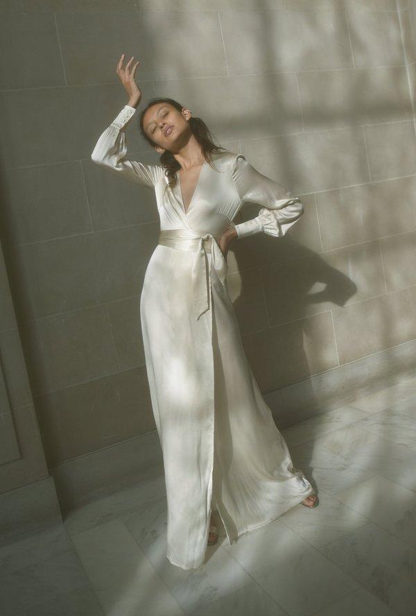 Kamperett Adelaide Wrap Dress